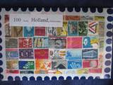 100 Holland, billedmerker